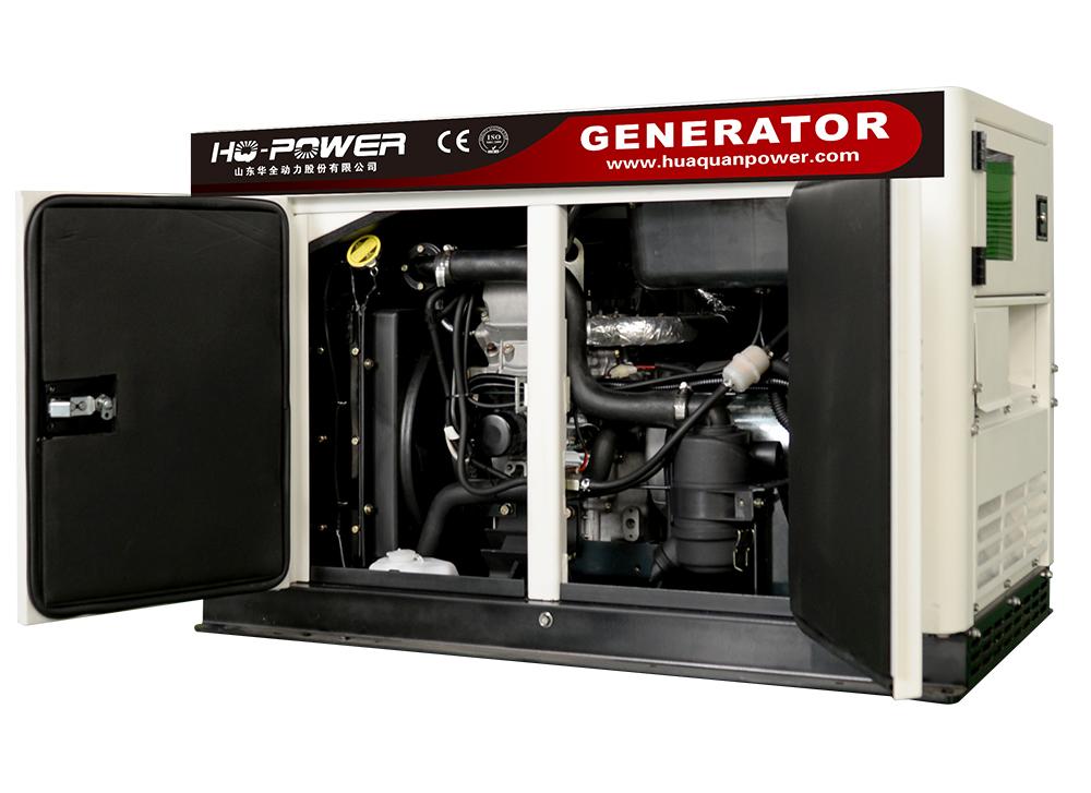 10kw常柴静音柴油发电机