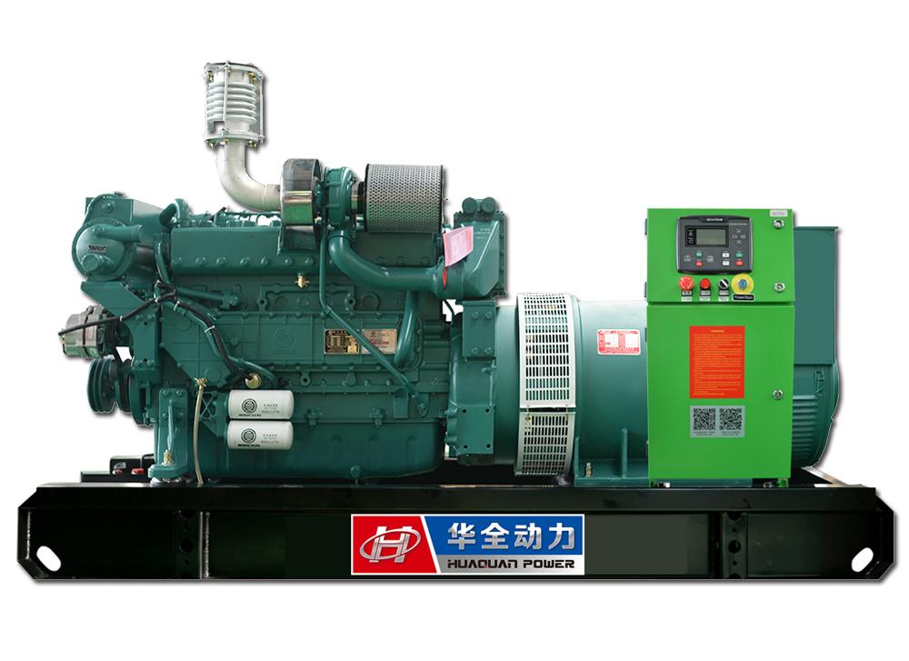 250kw潍柴斯太尔船用发电机组