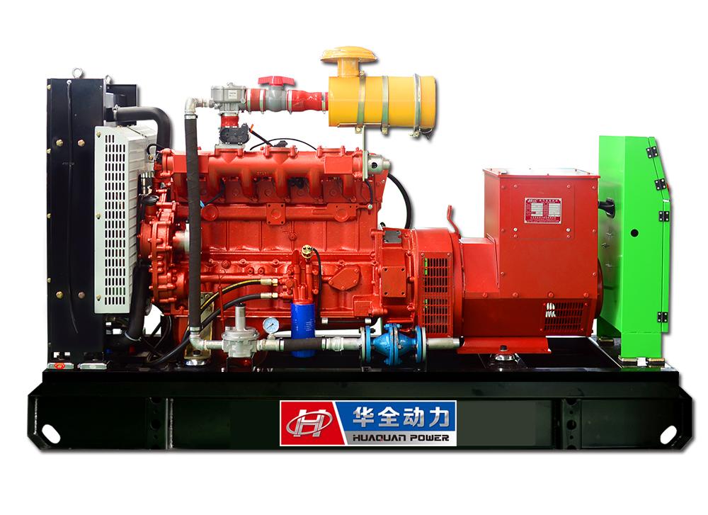 50kw天然气机组