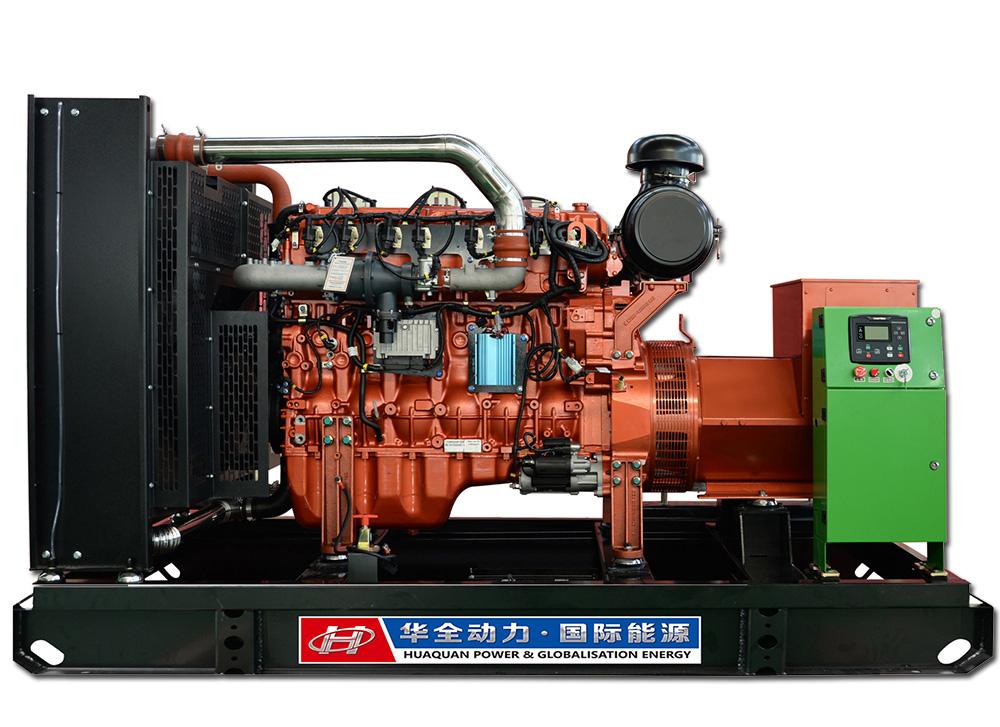 玉柴200kw燃气发电机组