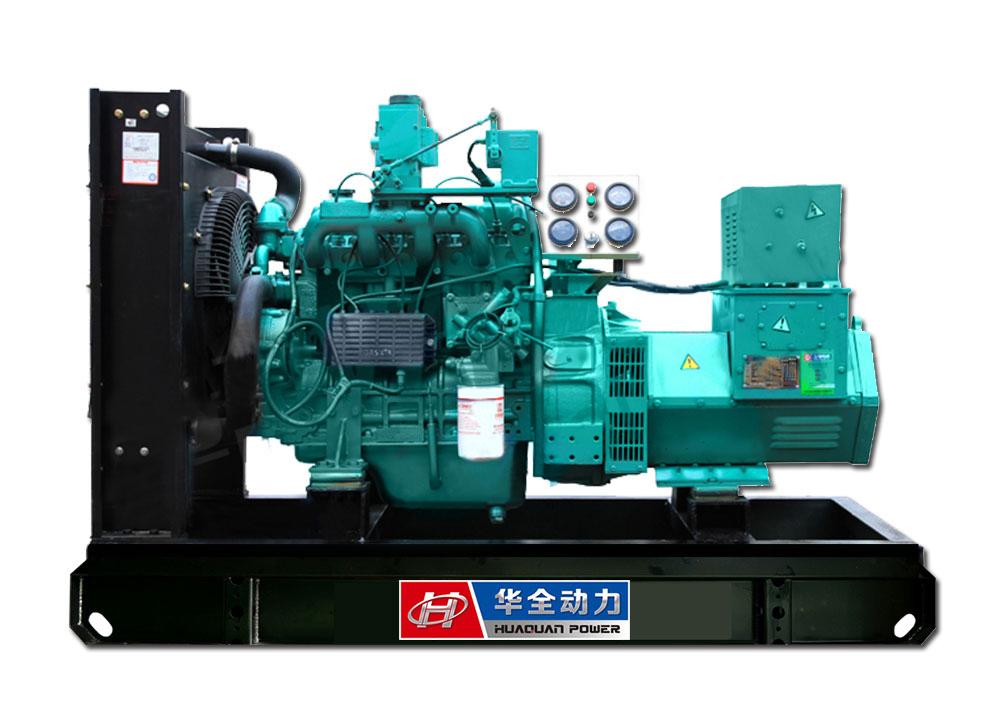 30kw玉柴燃气发电机组
